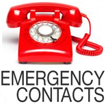 emergency contact side