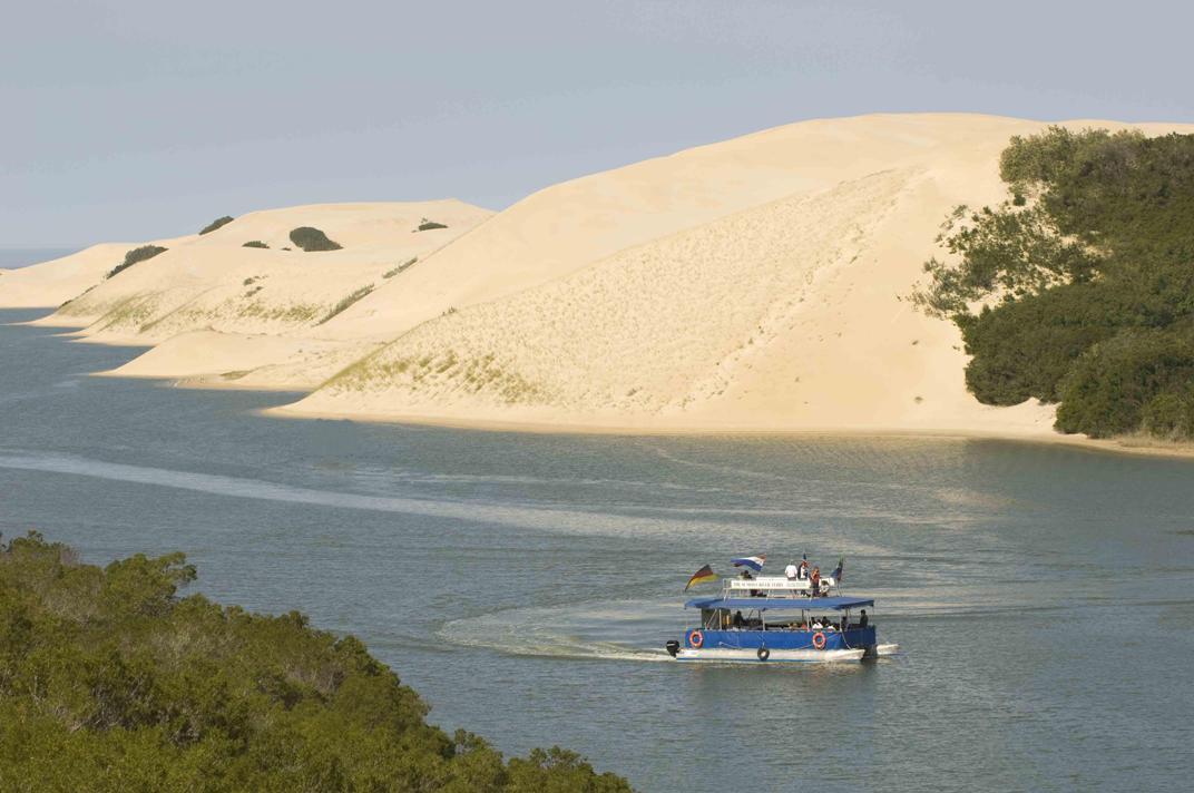 Nelson Mandela Bay Sundays River Ferry