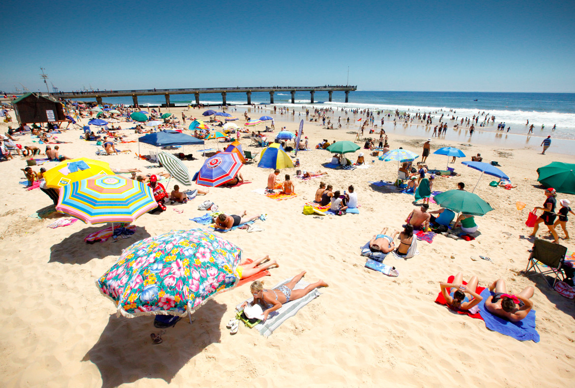 Coastal beaches nelson mandela bay port elizabeth - Drive from port elizabeth to cape town ...
