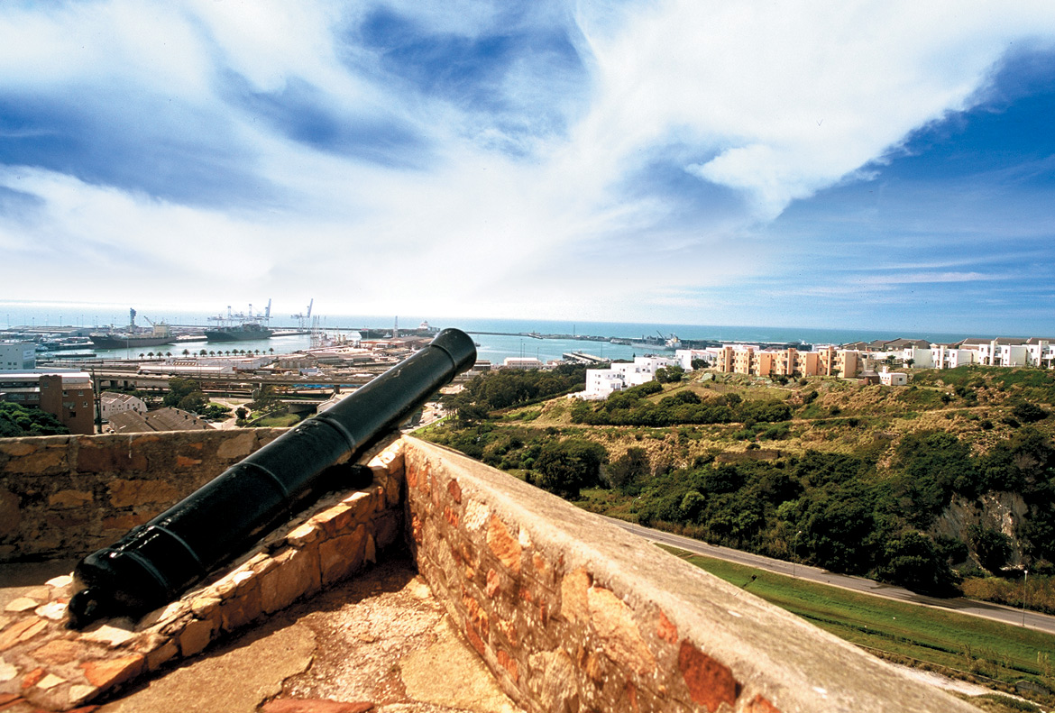 Fort Frederick Port Elizabeth