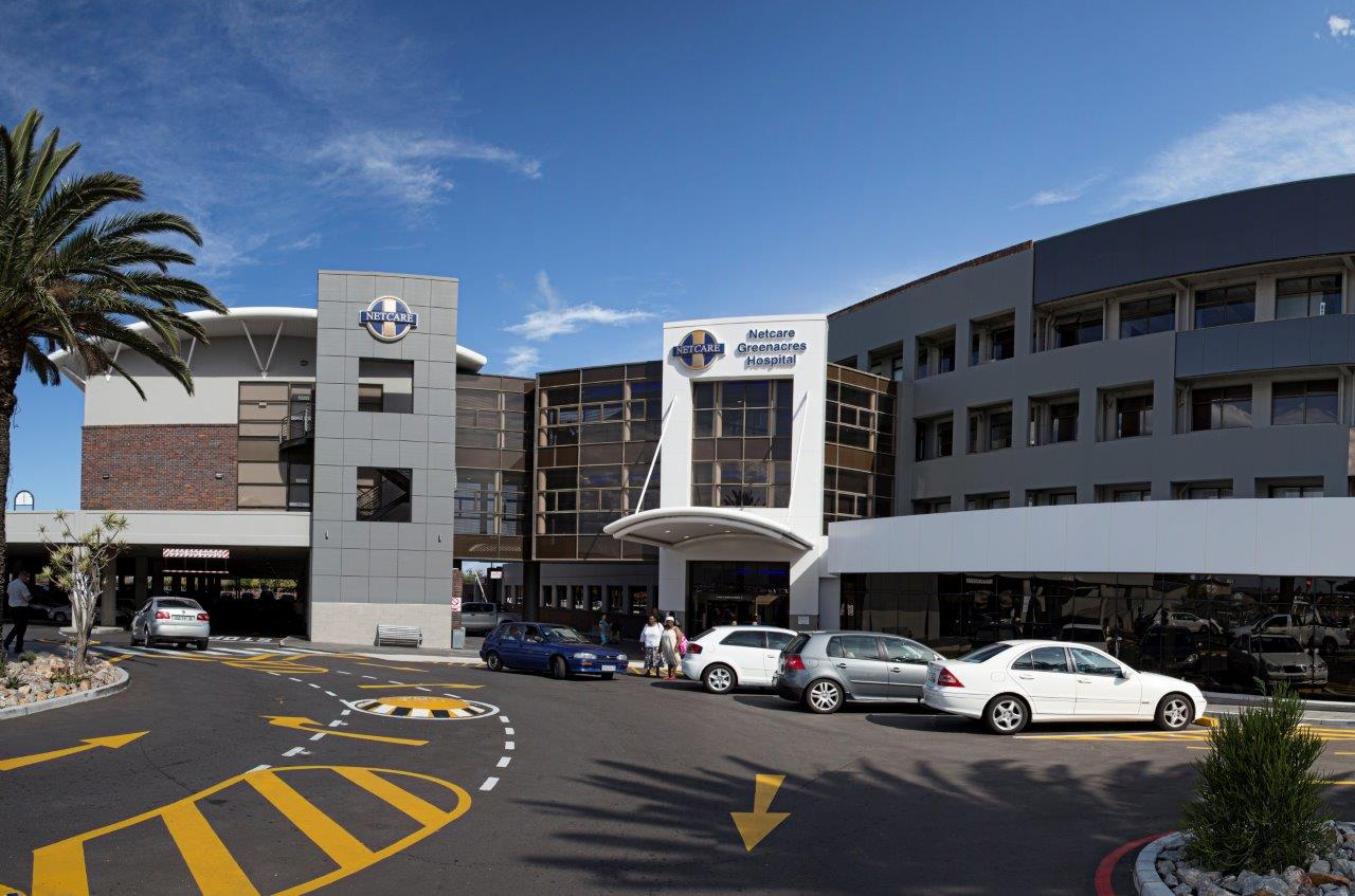 Greenacres Hospital Port Elizabeth