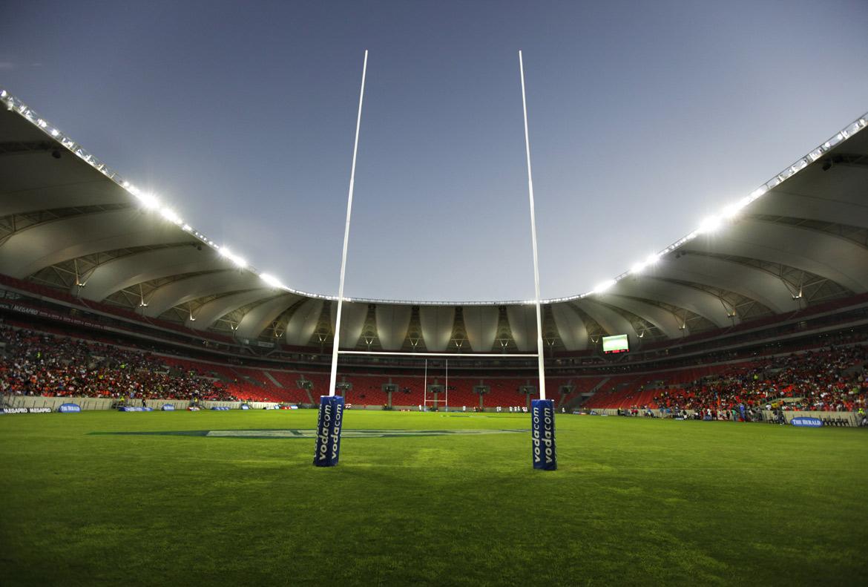 Nelson Mandela Bay Stadium Rugby