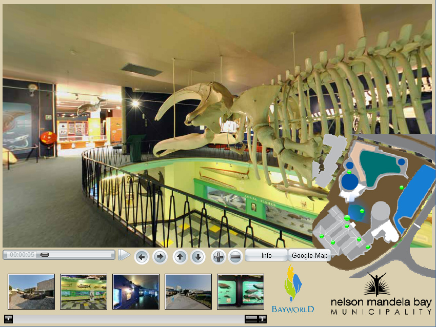 Virtual Tours Port Elizabeth