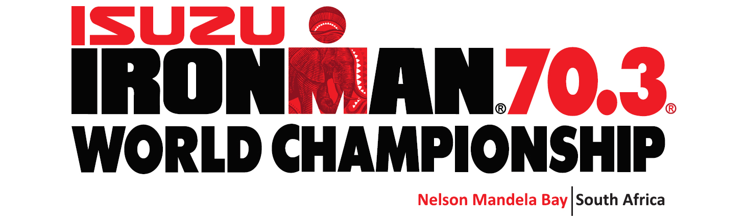 IronMan World Championship 2018 Port Elizabeth South Africa Logo