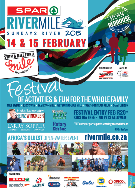 Spar River Mile 2015