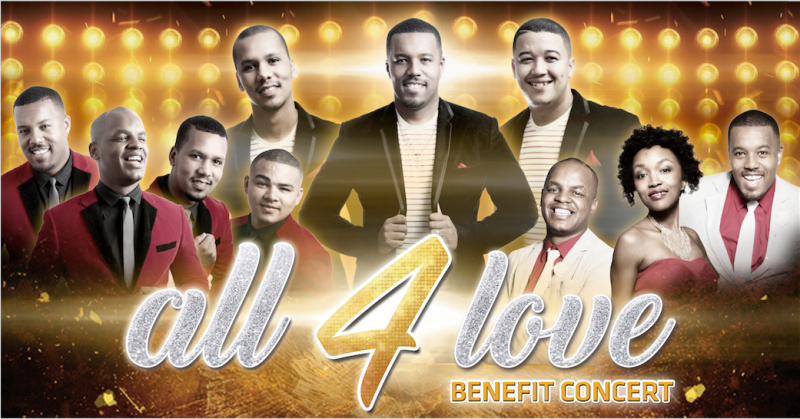 ALL 4 LOVE Benefit Concert