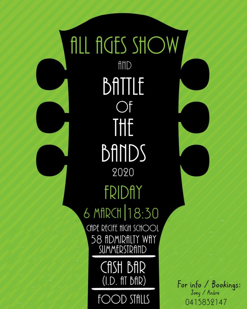 All Ages Show / Battle of The Bands 2020