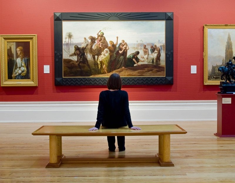 Art Galleries Package Tour