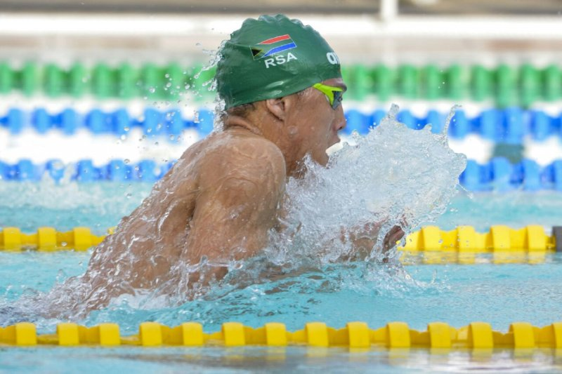 Basson set to compete against world's best