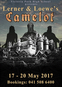 CAMELOT by Victoria Park High School