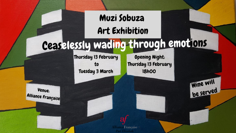 Ceaselessly wading through emotions - Exhibition Opening