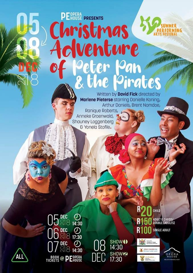 Christmas Adventure of Peter Pan & the Pirates