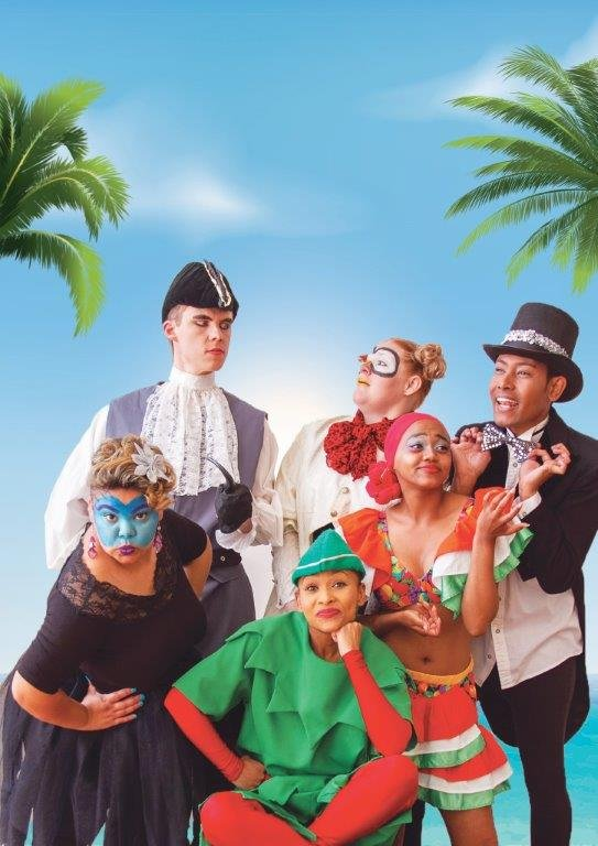 Christmas Adventure of Peter Pan & The Pirates at the Barn