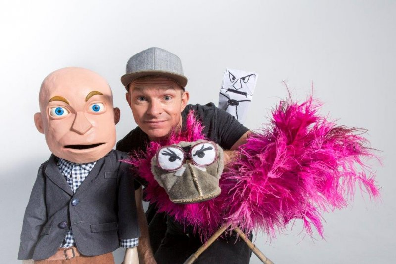 WIN TICKETS TO SEE TOP SOUTH AFRICAN VENTRILOQUIST AND AWARD-WINNING PERFORMER CONRAD KOCH BACK IN NELSON MANDELA BAY