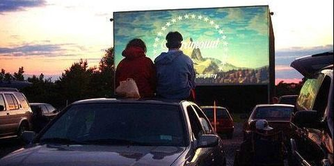 Drive_In Range Movie Experience