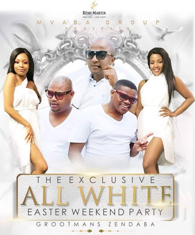 Exclusive All White Easter Weekend Party.
