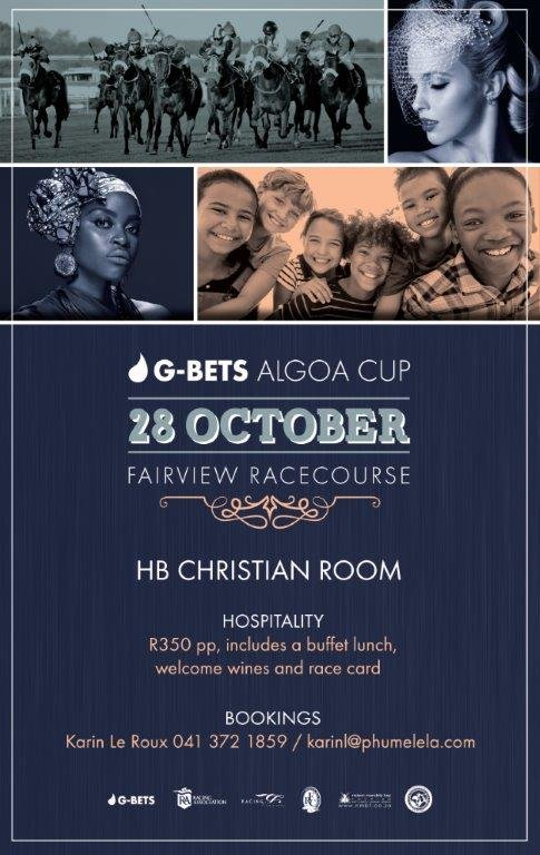 FAIRVIEW G-BETS ALGOA CUP EXTRAVAGANZA