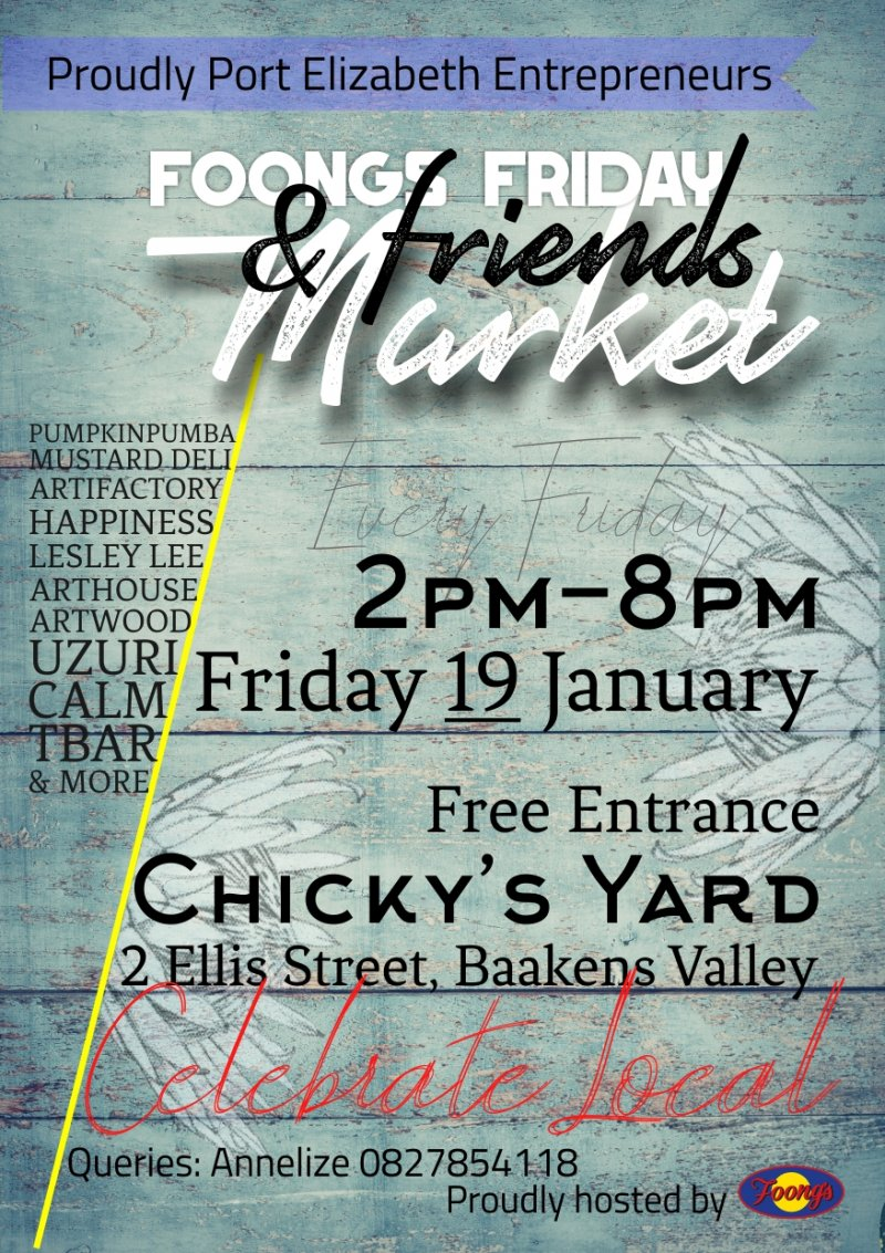 Foongs Friday & Friends Market