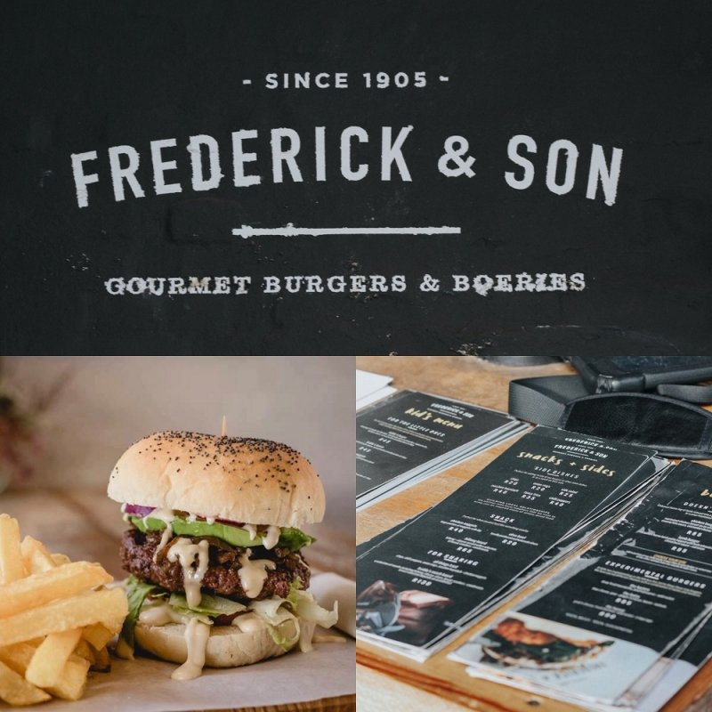 Frederick & Son to spoil with famous boerewors, burgers at Goodnight Market