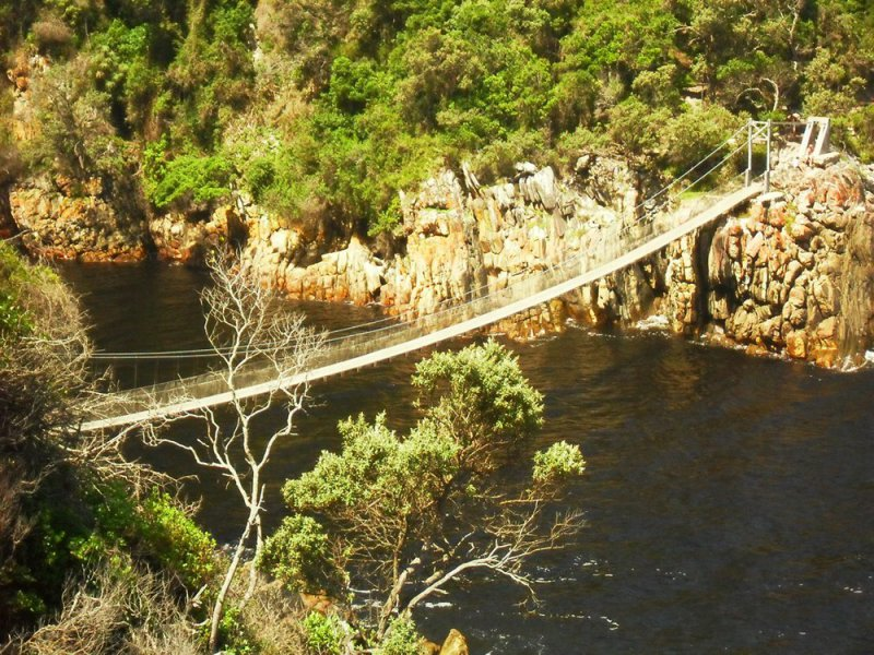Fun and Adventure - Surges of adrenalin along the famous Garden Route