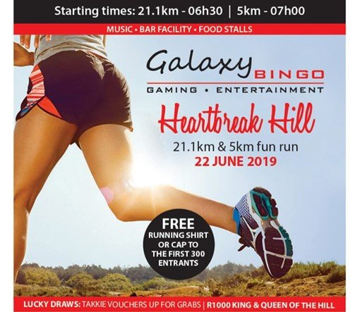 Galaxy Bingo Heartbreak Hill