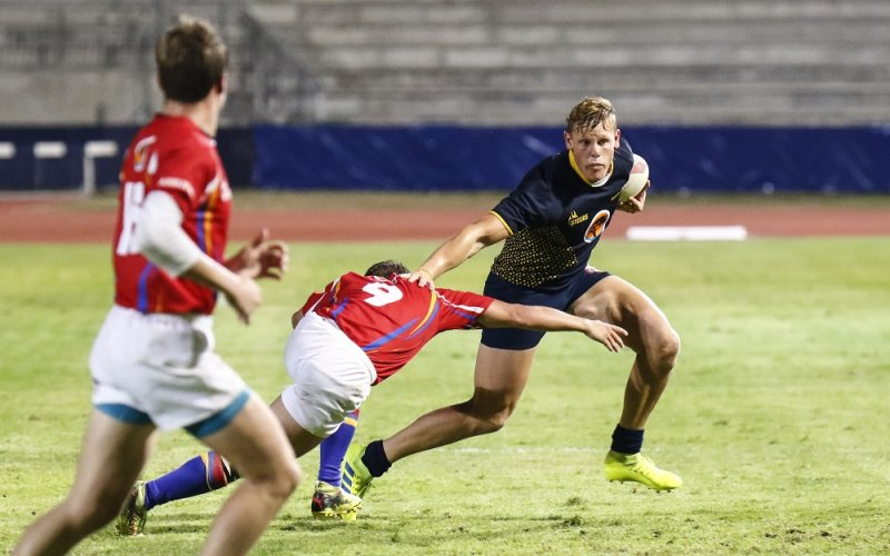 Hard work pays off for Madibaz rugby
