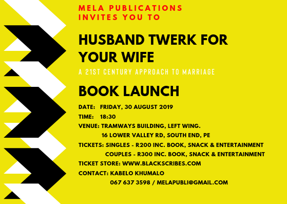 Husband Twerk for your Wife Book Launch