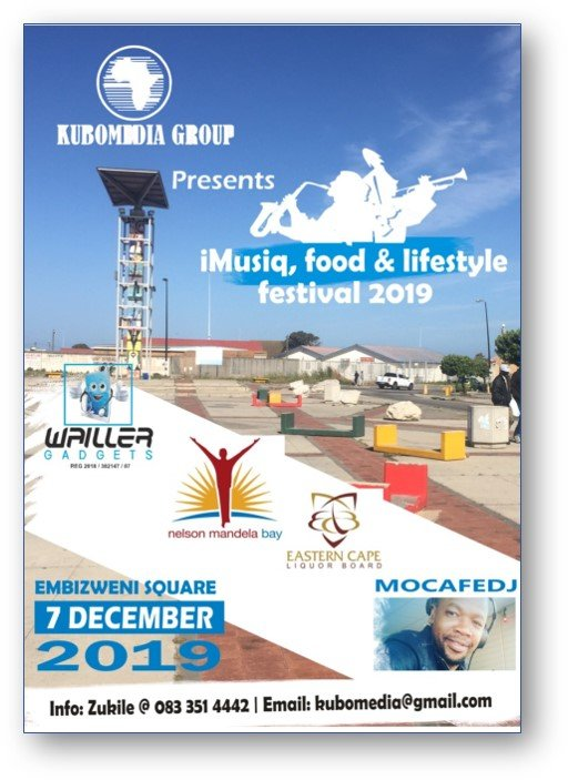 iMusiq, Food & lifestyle Festival 2019