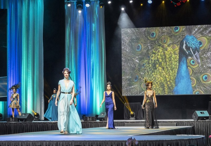 Kieck's fashion gala showcases enchantments of the East
