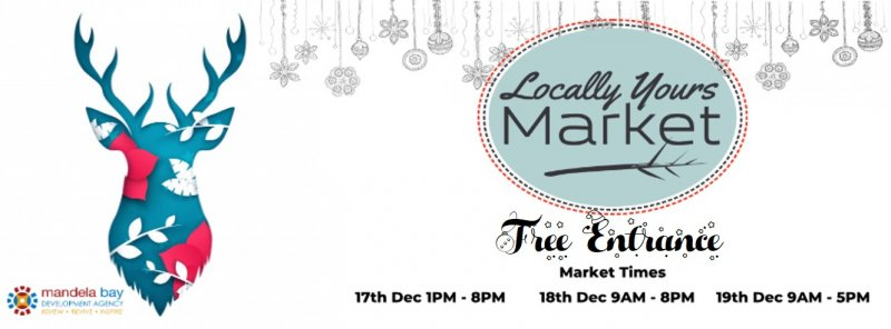 Locally Yours - Christmas Market