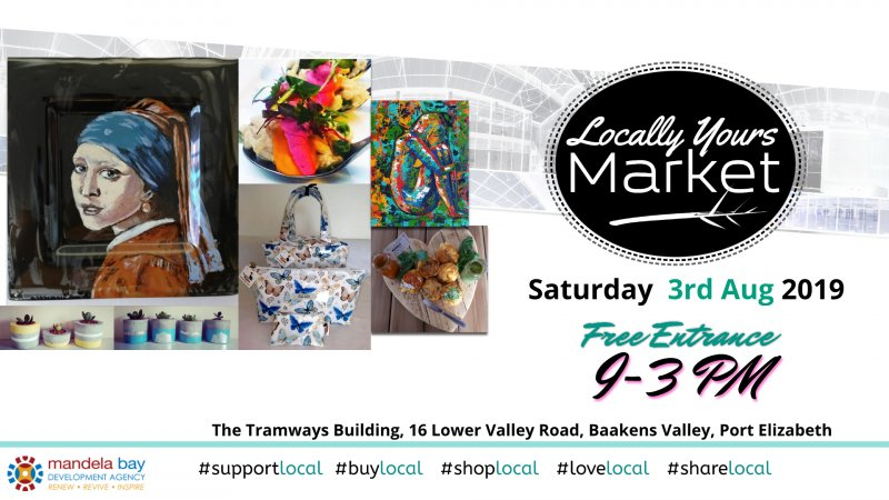 Locally Yours Market