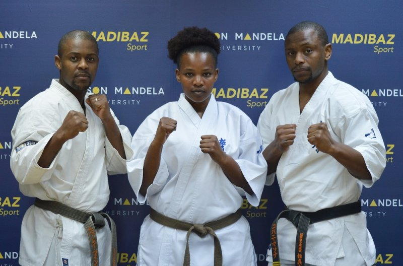 Madibaz karate trio heading to world champs