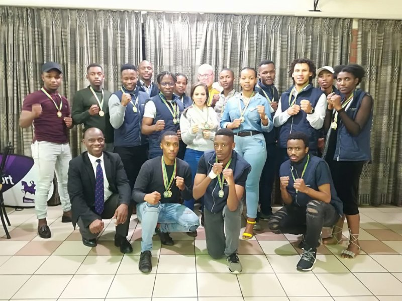Madibaz triumph at USSA karate week