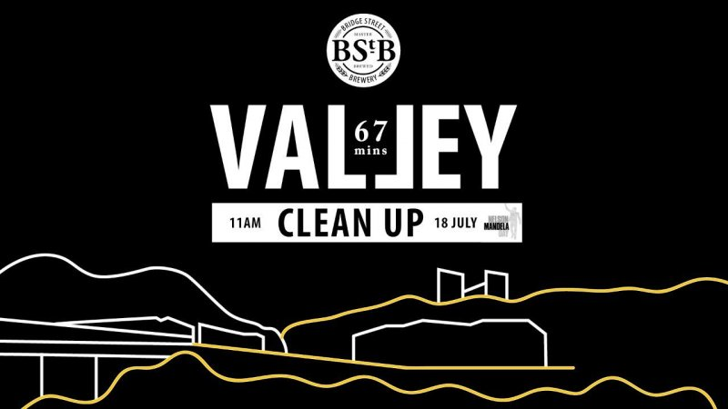 Mandela Day Valley Clea Up