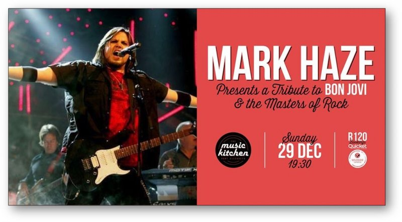 Mark Haze - A tribute to Bon Jovi and the Masters of Rock