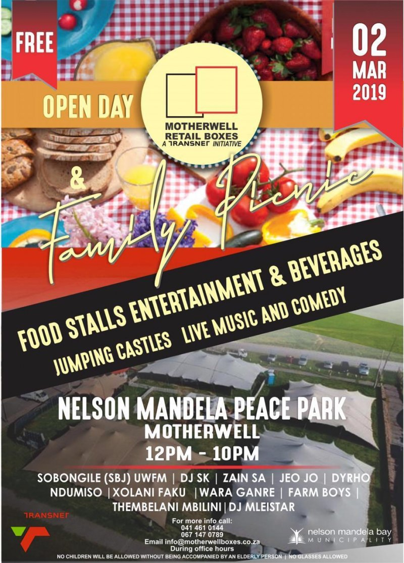 Motherwell Retail Boxes Open Day & Family Picnic
