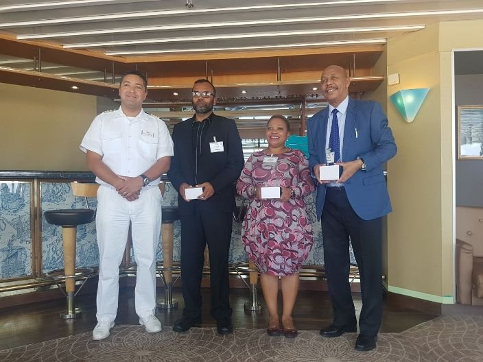 NELSON MANDELA BAY TOURISM TO HARNESS BENEFITS OF GROWING CRUISE LINER TOURISM