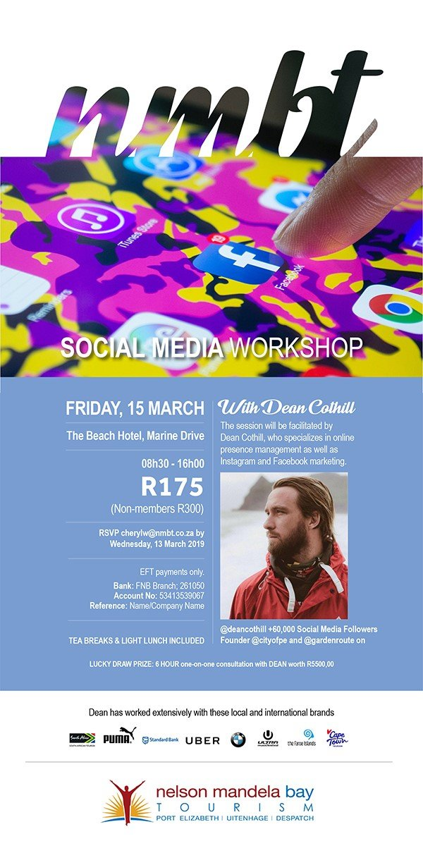 NMBT Social Media Workshop