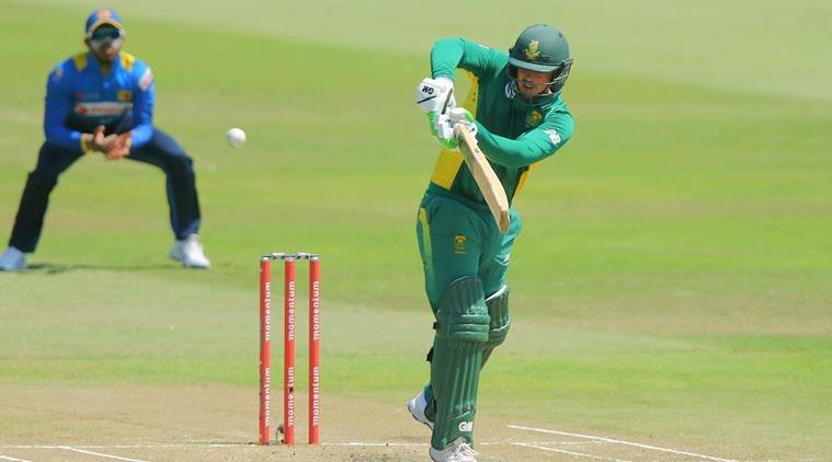 One Day Cricket International South Africa vs Sri Lanka