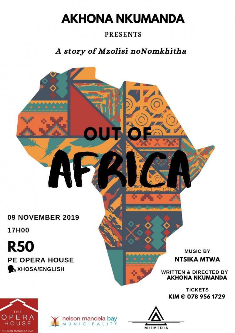 Out of Africa: A story of Mzolisi noNomkhitha