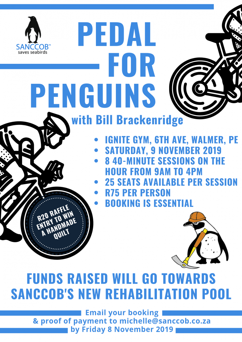 Pedal for Penguins