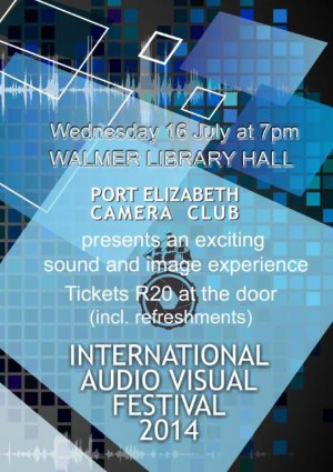 Port Elizabeth Camera Club International Audio Visual Festival
