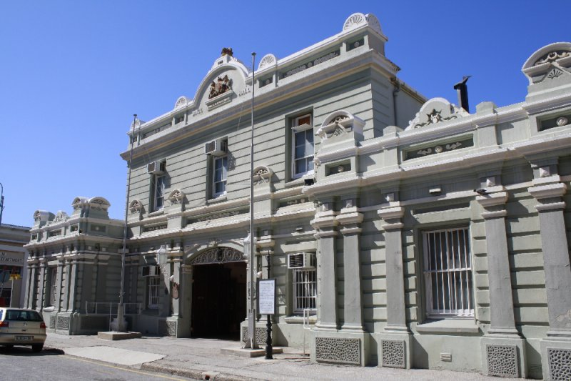 Prince Alfred's Guard Museum