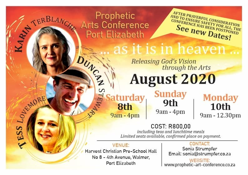 Prophetic Arts Conference