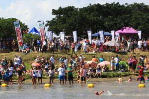 RIVER MILE LAUNCHES WATER-BASED WEEKEND FUN
