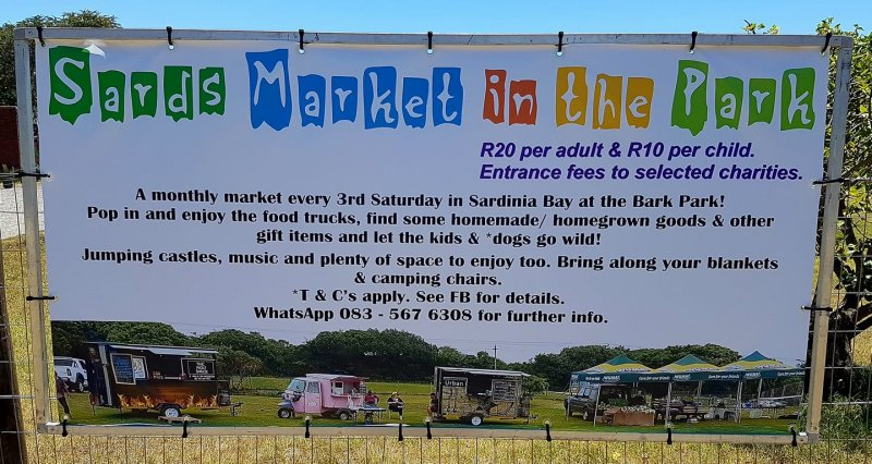 Sards Market in the Park