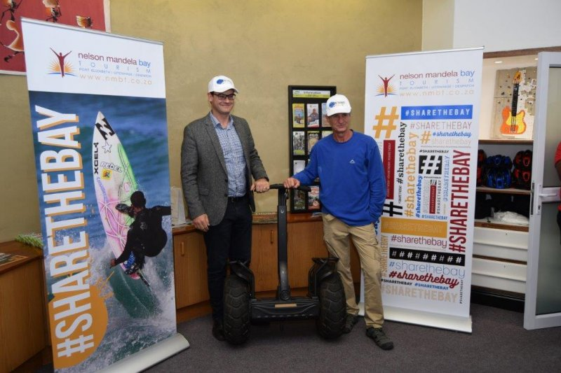 SEGWAY TOURS AND TRENDING TSHISA NYAMA EXPERIENCES AMONG NEW TOURISM PRODUCTS LAUNCHED IN NELSON MANDELA BAY