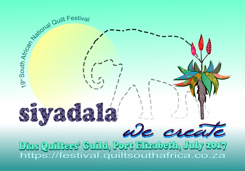 Siyadala - We Create National Quilt Festival
