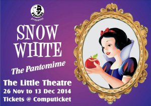 Snow White: The Modern Musical Pantomime