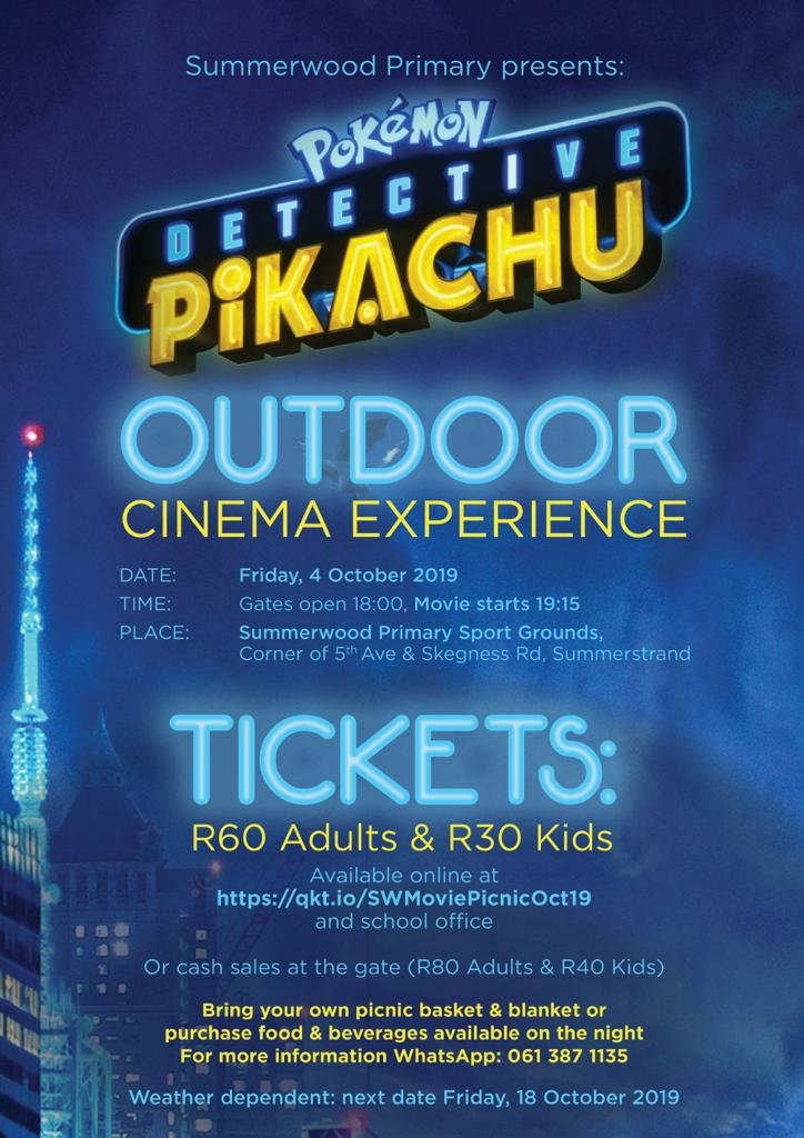 Summerwood Outdoor Cinema Experience